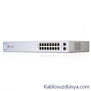 UniFi Switch, 16-Port, 150W